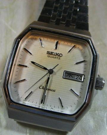 【宮崎県 K・O 様】 セイコークロノス腕時計