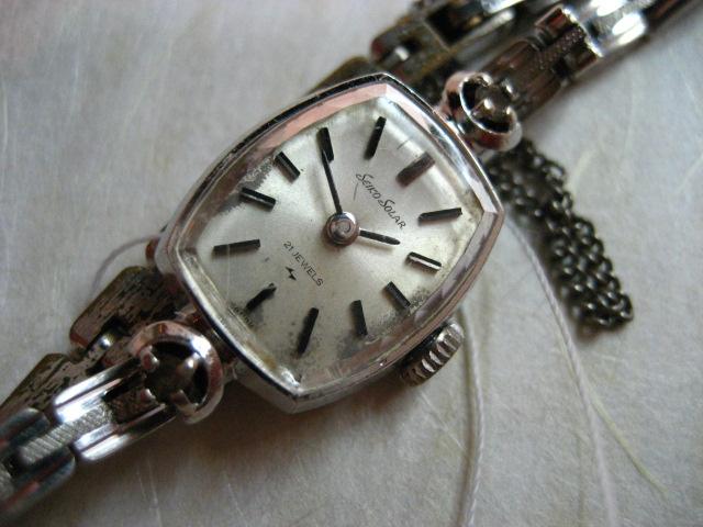 【愛媛県 K・H 様】 セイコーアンティークレデース腕時計