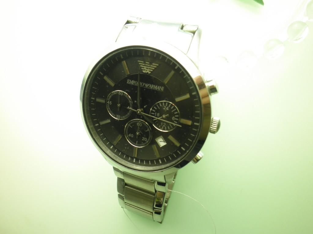 【鹿児島県 M・N様】EMPORIO ARMANI 腕時計
